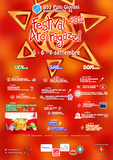 festival Arciragazzi set 2014