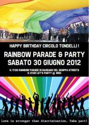 rainbow parade 30 06 12 con delos
