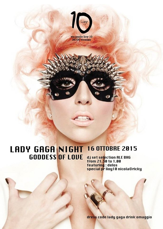 Lioy10 16102015 Gaga night