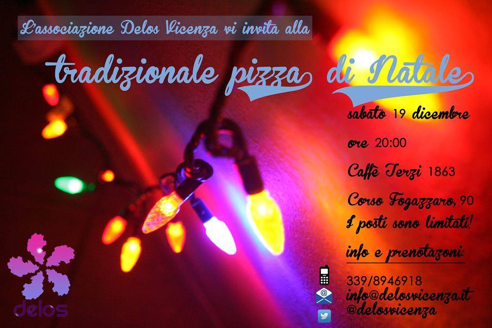 pizza natale 2015
