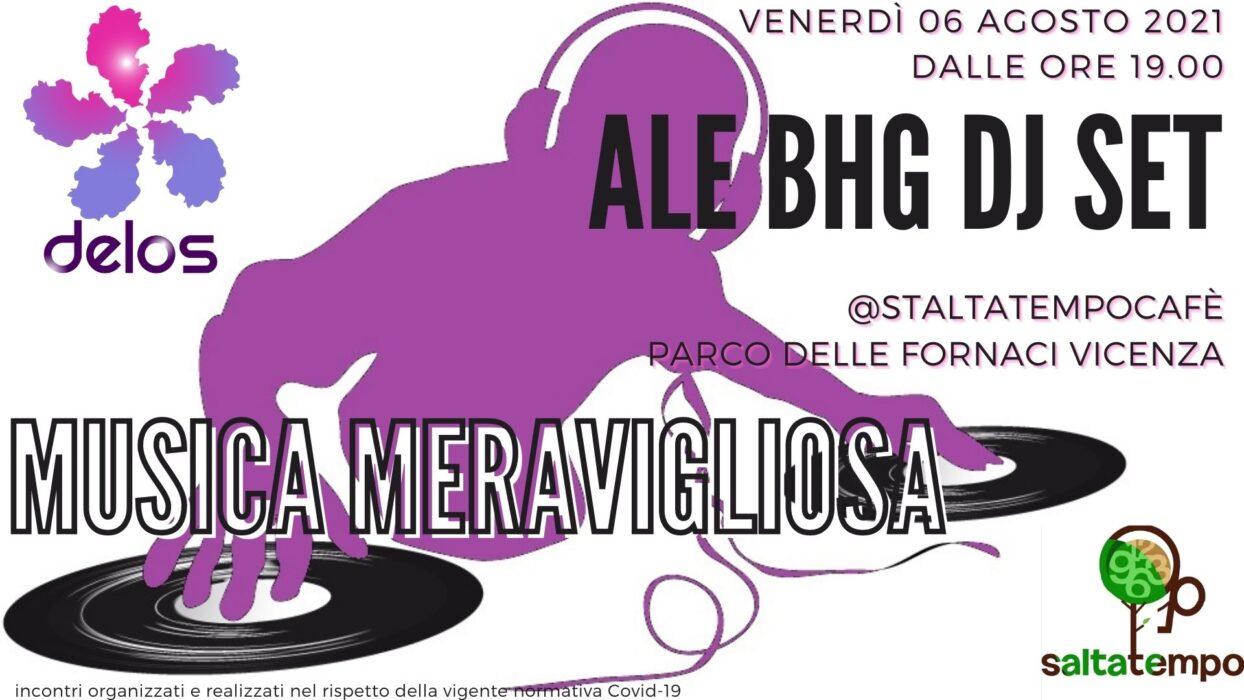 musica #meravigliosa: dj set a Fornaci Estate